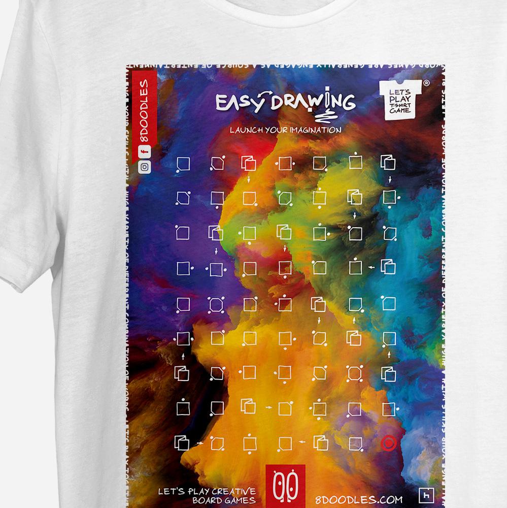 tshirt-board-game-EASY-DRAWING