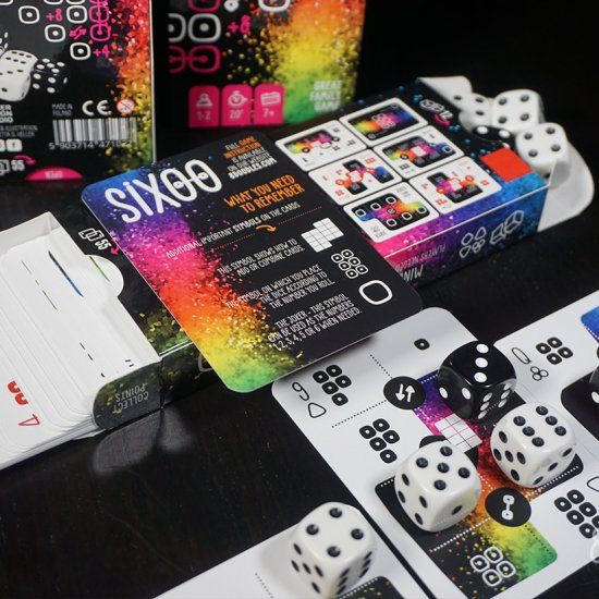sixoo - play with friends - cool card game