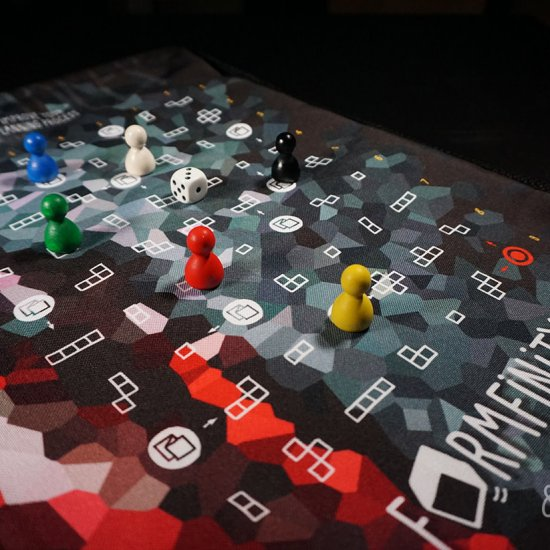 formfinity - great family board game